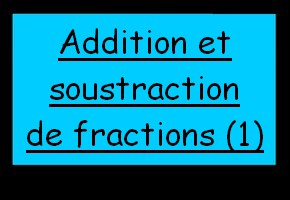 Simplifications guidées de fractions