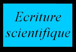 Déterminer l'écriture scientifique d'un nombre