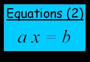 Equations (2)
