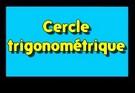 Placer l'image d'un nombre sur un cercle trigonométrique