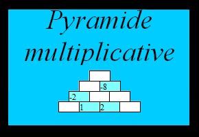 Pyramide multiplicative