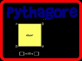 Encadrer la longueur du côté d'un carré connaissant son aire