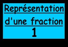 Représentation de fractions 1