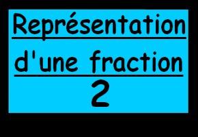 Représentation de fractions 2