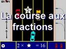 La course aux fractions