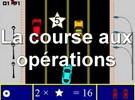 La course aux opérations