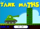 Tank maths - soustractions