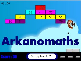 Arkanomaths