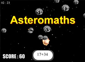 Asteromaths
