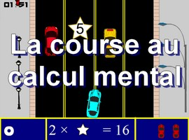 La course au calcul mental