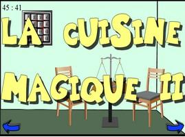 Cuisine magique 2