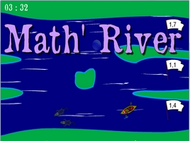 Math river