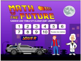 math to the future