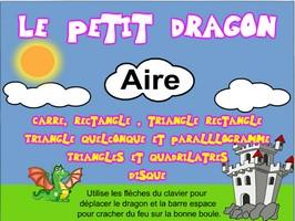 Le petit dragon (aire)