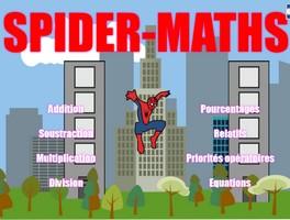 Spidermaths