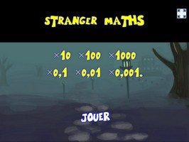 Stranger Maths