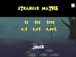Stranger Maths