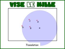 Vise le mille (translation)