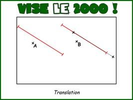Vise le deux-mille (translation)